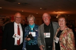 Randy Hopf, Mary Lee Mantz, George Herrick and Jane (Williams) Criswell