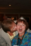 John Fuchs smooched more than just Sue at the reunion