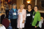 Mary Lee Mantz, Sandra Roberts, Jeanine Witt and Karen Schantz