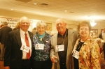 Randy Hopf, Mary Lee Mantz, George Herrick and Jane Williams