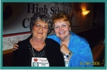Marlene Peil and Judy Handley