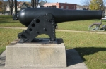 Cutler Park Civil War cannon