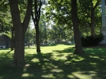 Cutler Park grounds